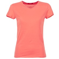 textil Dam T-shirts BOTD EFLOMU Orange