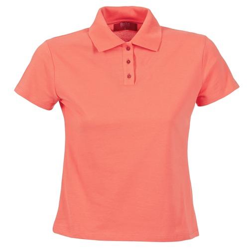 textil Dam Kortärmade pikétröjor BOTD ECLOVERA Orange
