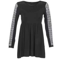 textil Dam Korta klänningar School Rag ROSELYN Svart