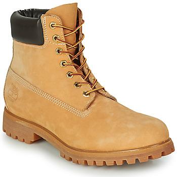 Skor Herr Boots Timberland PREMIUM BOOT 6'' COGNAC