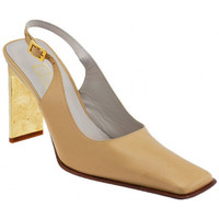 Skor Dam Pumps Strategia  Beige