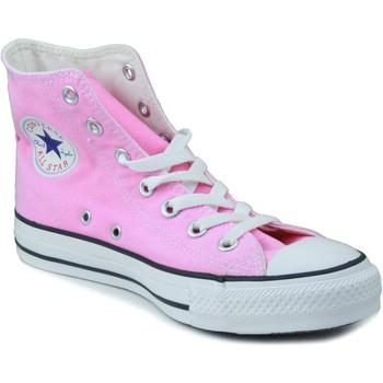 Skor Barn Höga sneakers Converse ALL STAR ROSA