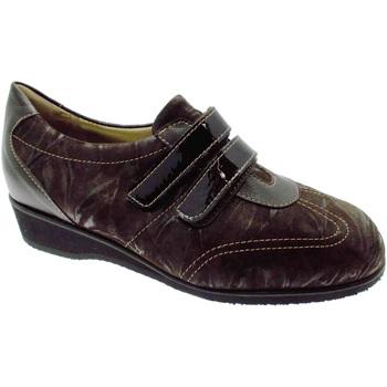 Skor Dam Sneakers Calzaturificio Loren LOL8050m marrone
