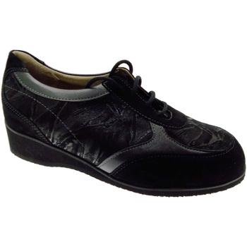 Skor Dam Sneakers Calzaturificio Loren LOL8051n nero