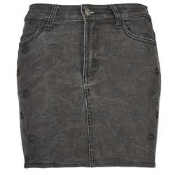 textil Dam kjolar American Retro HELENE Grå