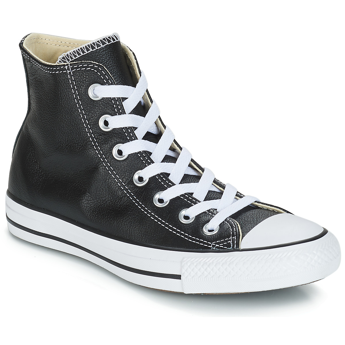 Converse Chuck Taylor All Star CORE LEATHER HI Svart