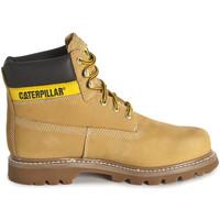 Skor Herr Boots Caterpillar Colorado Jaune