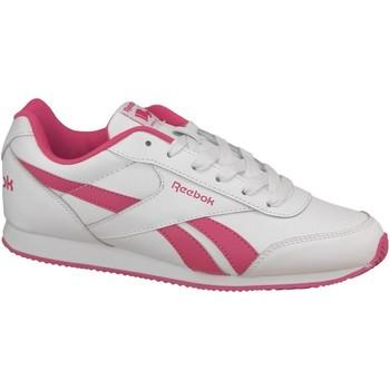 Skor Dam Sneakers Reebok Sport Royal CL Jogger 2 V70489 Pink,White