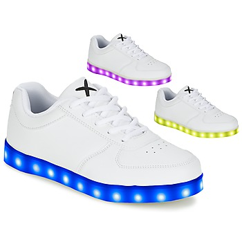 Skor Sneakers Wize & Ope THE LIGHT Vit