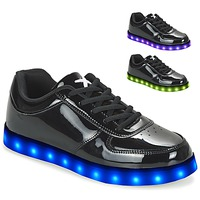 Skor Dam Sneakers Wize & Ope POP Svart