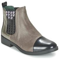 Skor Dam Boots Café Noir BARBERINE Mullvadsfärgad