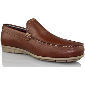Skor Herr Loafers CallagHan FREE HORSE loafers BRUN