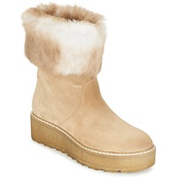 Skor Dam Boots Nome Footwear MOVETTA Beige