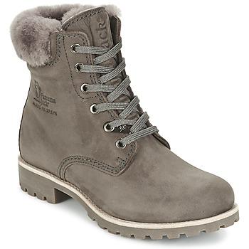 Skor Dam Boots Panama Jack PANAMA Grå