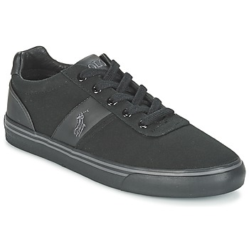 Skor Herr Sneakers Polo Ralph Lauren HANFORD-NE Svart