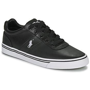 Skor Herr Sneakers Polo Ralph Lauren HANFORD Svart