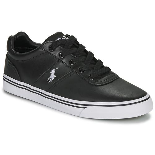 the latest 59ba2 ee252 Skor Herr Sneakers Polo Ralph Lauren HANFORD Svart