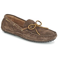 Skor Herr Loafers Polo Ralph Lauren WYNDINGS Brun