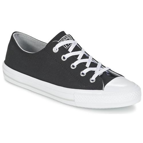 Skor Dam Sneakers Converse GEMMA TWILL OX Svart
