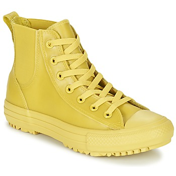 Skor Dam Höga sneakers Converse CHUCK TAYLOR ALL STAR CHELSEA CAOUTCHOUC HI Gul / Citrongul