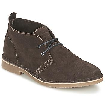Skor Herr Boots Jack & Jones GOBI SUEDE DESERT BOOT Brun