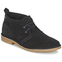 Skor Herr Boots Jack & Jones GOBI SUEDE DESERT BOOT Grå