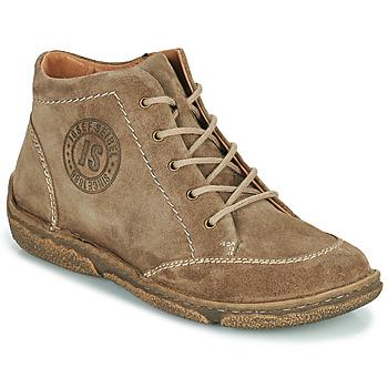 Skor Dam Boots Josef Seibel NEELE 01 Mullvadsfärgad
