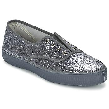 Skor Dam Sneakers Chipie JOSS GLITTER Grå