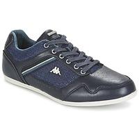 Skor Herr Sneakers Kappa BRIDGMANI Blå