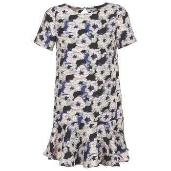 textil Dam Korta klänningar Suncoo CONSTANCE Flerfärgad