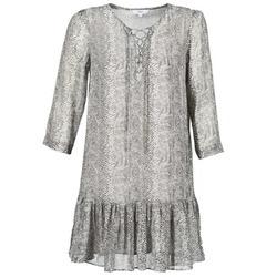 textil Dam Korta klänningar Suncoo CIARA Grå