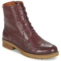 Skor Dam Boots Pikolinos SANTANDER W4J Brun