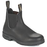 Skor Boots Blundstone CLASSIC BOOT Svart / Brun