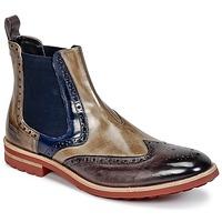 Skor Herr Boots Melvin & Hamilton EDDY 13 Brun / Blå