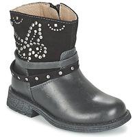 Skor Flick Boots Garvalin GENILA Svart