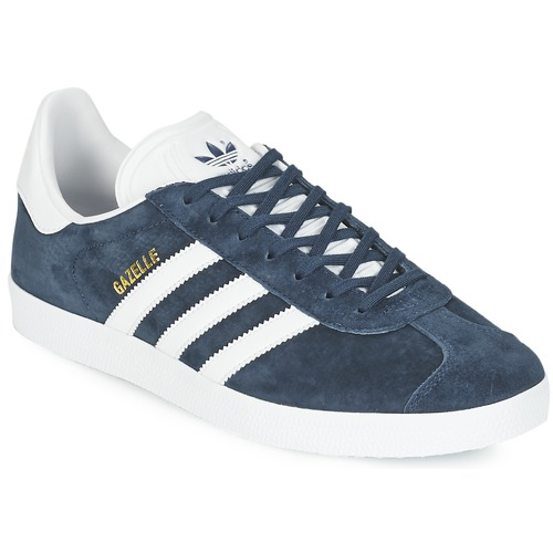 competitive price 130c6 fca9b Skor Sneakers adidas Originals GAZELLE Marin