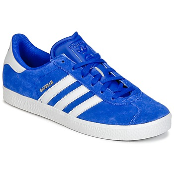 Skor Pojkar Sneakers adidas Originals GAZELLE 2 J Blå