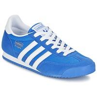 Skor Pojk Sneakers adidas Originals DRAGON J Blå