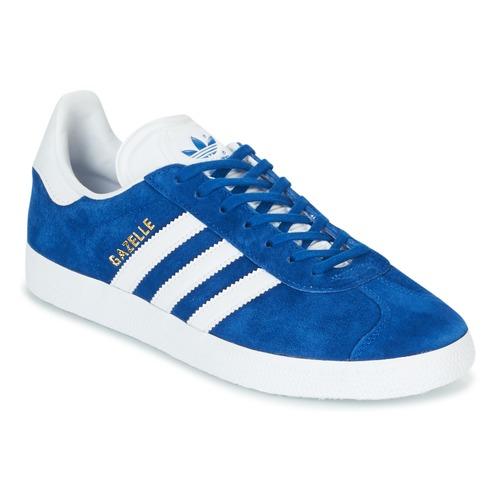 Skor Sneakers adidas Originals GAZELLE Blå