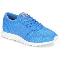Skor Pojk Sneakers adidas Originals LOS ANGELES J Blå