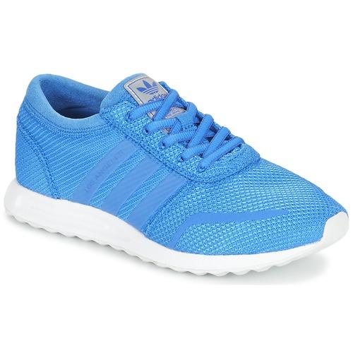 hot sale online b57ec f7e7f Skor Pojkar Sneakers adidas Originals LOS ANGELES J Blå