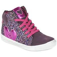 Skor Flick Höga sneakers Agatha Ruiz de la Prada BUSOULI Violett