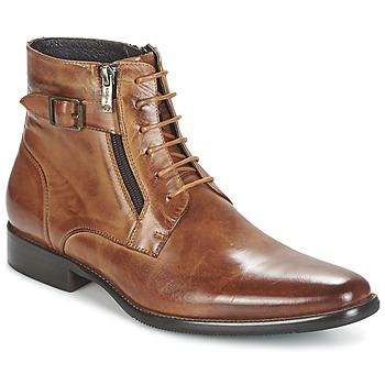 Skor Herr Boots Kdopa BAUDRY Brun