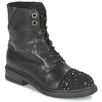 Skor Dam Boots Tosca Blu KATE Svart