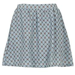 textil Dam kjolar Compania Fantastica BAGAL Blå