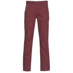 textil Herr Chinos / Carrot jeans Timberland SQUAM LAKE CHINO Bordeaux