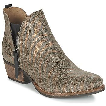 Skor Dam Boots Coqueterra LIZZY Guldfärgad