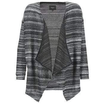 textil Dam Koftor / Cardigans / Västar Pepe jeans NURIAS Grå
