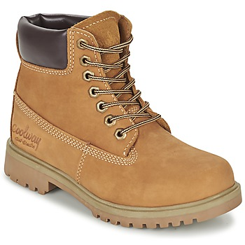 Skor Dam Boots Coolway BASIL Honung