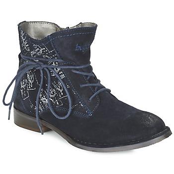 Skor Dam Boots Bugatti LEEALE Marin